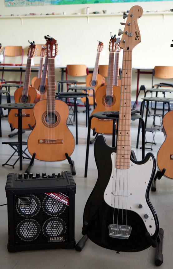 Bassgitarre | Klassenmusizieren